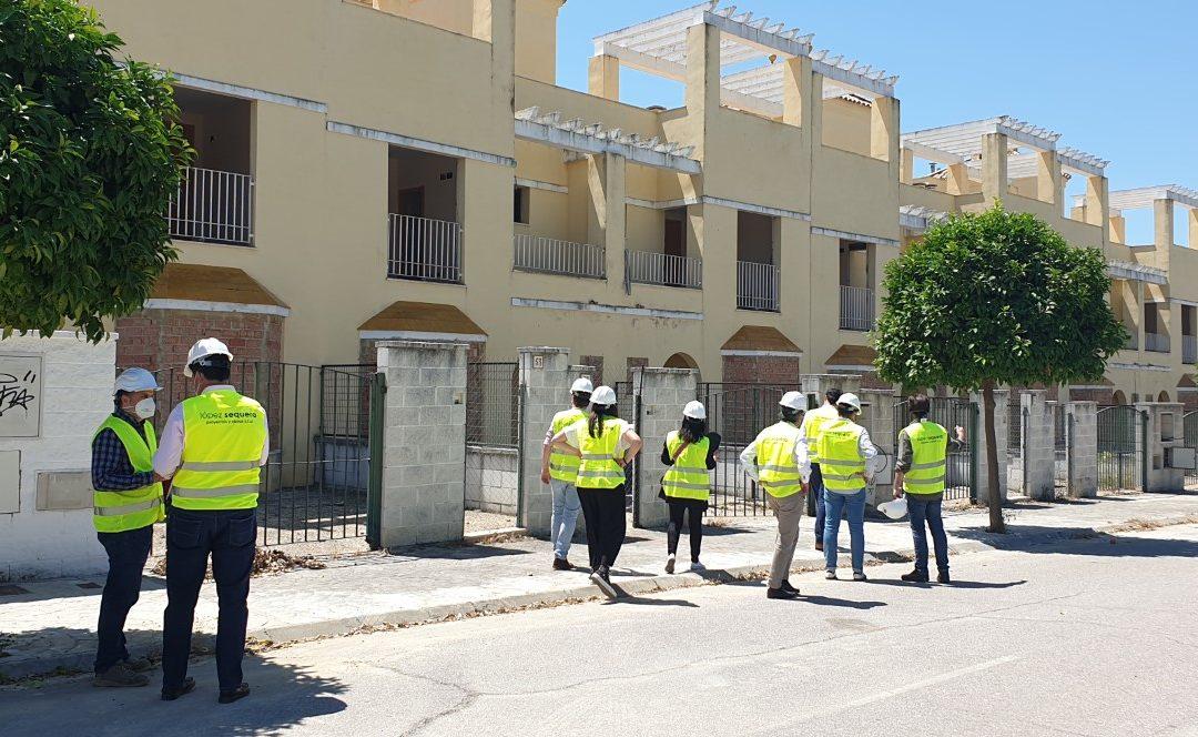 Nueva adjudicación de las obras de rehabilitación de 24 viviendas unifamiliares en Gerena (Sevilla) para Coral Homes, SL