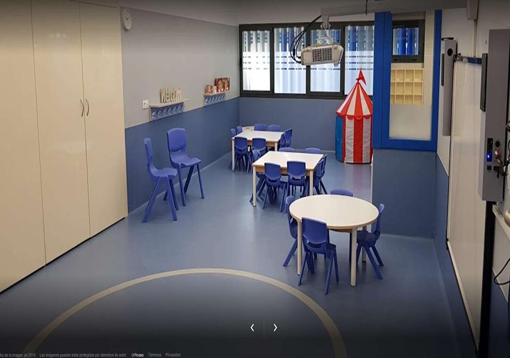 Adaptación de local para centro de educación infantil