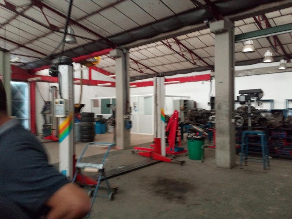 Reforma de edificio de centro de formación profesional del colegio Altair